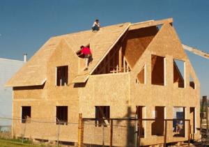 ДСП в строительстве