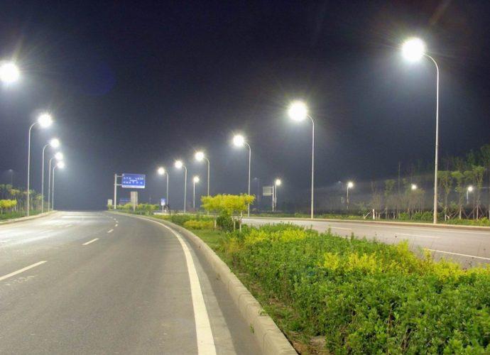 Уличное светодиодное освещение