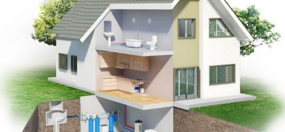 Водоочистка для дома